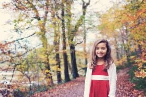 Autumn family photo shoot in Saltram Plymouth Devon