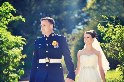 Buckland Tout-Saints wedding devon summer marine bride