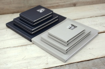Photo albums - Loxley colour available at Liberty Pearl Photography