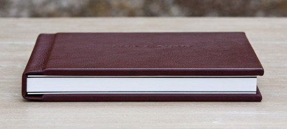 Folio albums available with Liberty Pearl photography