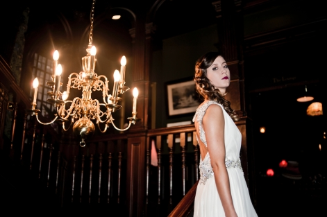 Bristol wedding photographer Liberty Pearl photography styled vintage wedding photo shoot The Milk Thistle and The Ox Bristol 45
