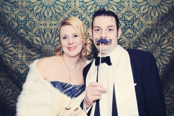 Liberty Pearl Vintage photo booth Une Soiree Inoubliable Charity event Bristol 10