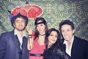 Liberty Pearl Vintage photo booth Une Soiree Inoubliable Charity event Bristol 21