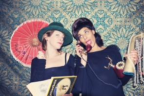 Liberty Pearl Vintage photo booth Une Soiree Inoubliable Charity event Bristol 27