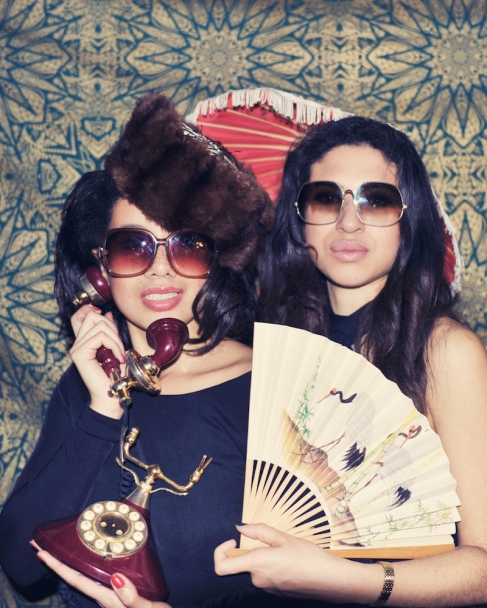Liberty Pearl Vintage photo booth Une Soiree Inoubliable Charity event Bristol 33