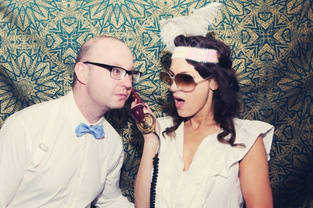 Liberty Pearl Vintage photo booth Une Soiree Inoubliable Charity event Bristol 36