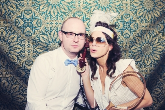 Liberty Pearl Vintage photo booth Une Soiree Inoubliable Charity event Bristol 37