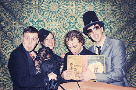 Liberty Pearl Vintage photo booth Une Soiree Inoubliable Charity event Bristol 49