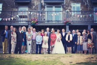 Lydia and Mike - Cornish wedding The Green Cornwall Liberty Pearl wedding photography 88