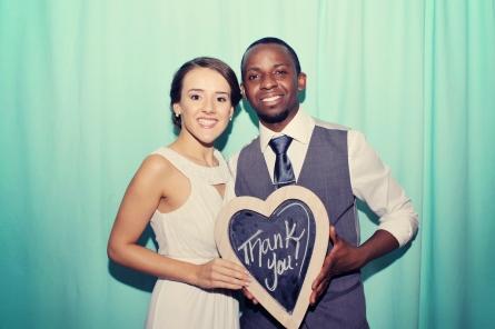 Anya and Tendai Wedding Vintage Photo Booth