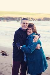Devon family photo shoot - Mothecombe beach 25
