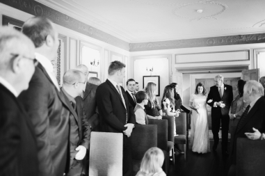 Devon wedding Langdon Court Hotel Plymouth English Country winter