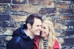pre wedding family photo shoot at Cotehele cornwall