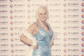 Charity Vintage photo booth - St Luke's Hospice Puttin on The Glitz Plymouth 19
