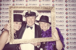 Charity Vintage photo booth - St Luke's Hospice Puttin on The Glitz Plymouth 24
