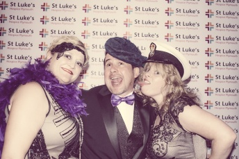 Charity Vintage photo booth - St Luke's Hospice Puttin on The Glitz Plymouth 41