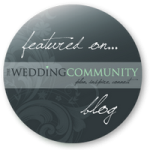 Liberty Pearl Photography is featured on the Wedding Community  blog