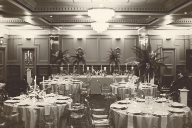 The Duke of Cornwall Hotel Plymouth Vintage styled wedding photography shoot Devon 1