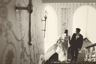 The Duke of Cornwall Hotel Plymouth Vintage styled wedding photography shoot Devon 114
