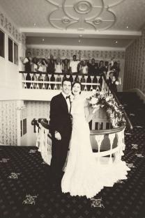 The Duke of Cornwall Hotel Plymouth Vintage styled wedding photography shoot Devon 118