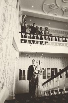 The Duke of Cornwall Hotel Plymouth Vintage styled wedding photography shoot Devon 119