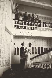 The Duke of Cornwall Hotel Plymouth Vintage styled wedding photography shoot Devon 121
