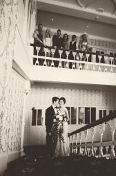 The Duke of Cornwall Hotel Plymouth Vintage styled wedding photography shoot Devon 122