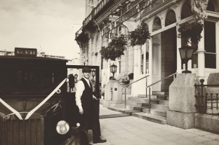 The Duke of Cornwall Hotel Plymouth Vintage styled wedding photography shoot Devon 127
