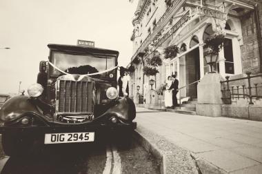 The Duke of Cornwall Hotel Plymouth Vintage styled wedding photography shoot Devon 141