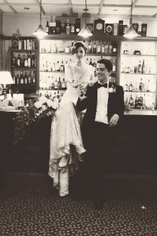 The Duke of Cornwall Hotel Plymouth Vintage styled wedding photography shoot Devon 163
