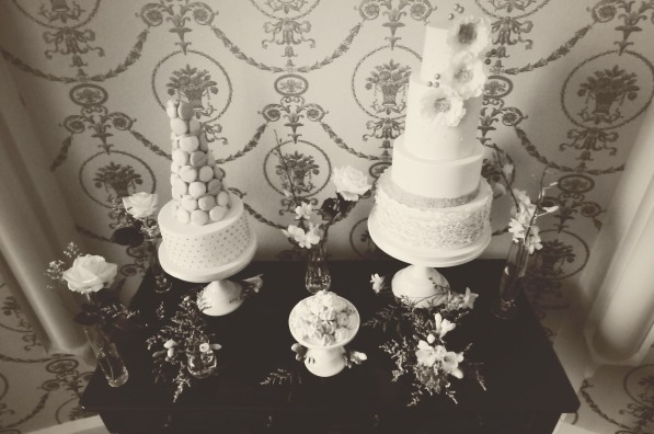 The Duke of Cornwall Hotel Plymouth Vintage styled wedding photography shoot Devon 26