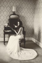 The Duke of Cornwall Hotel Plymouth Vintage styled wedding photography shoot Devon 45
