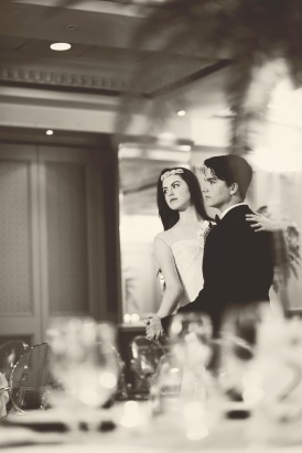 The Duke of Cornwall Hotel Plymouth Vintage styled wedding photography shoot Devon 54