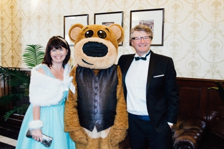 Jeremiahs Journey Ice Ball 2015 Duke of Cornwall Hotel Plymouth Charity Event 12