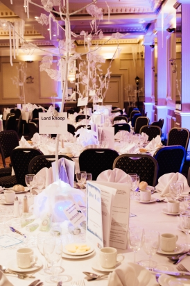 Jeremiahs Journey Ice Ball 2015 Duke of Cornwall Hotel Plymouth Charity Event 2