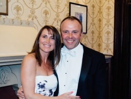 Jeremiahs Journey Ice Ball 2015 Duke of Cornwall Hotel Plymouth Charity Event 30