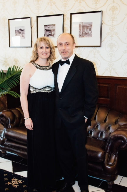 Jeremiahs Journey Ice Ball 2015 Duke of Cornwall Hotel Plymouth Charity Event 4