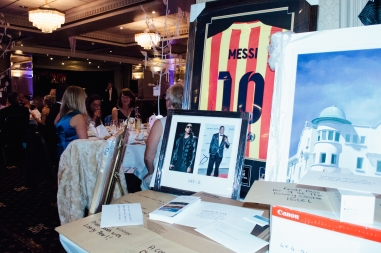 Jeremiahs Journey Ice Ball 2015 Duke of Cornwall Hotel Plymouth Charity Event 42