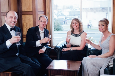 Jeremiahs Journey Ice Ball 2015 Duke of Cornwall Hotel Plymouth Charity Event 1