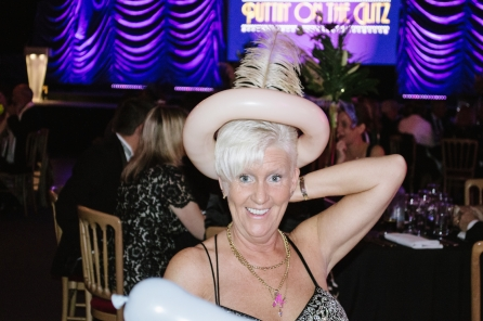 St Luke's Hospice Plymouth Puttin' on the Glitz Charity Ball 2015 web finals 87