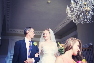 Englich country garden wedding at Kingston Estate Devon photographer 10