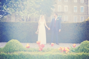 Englich country garden wedding at Kingston Estate Devon photographer 139