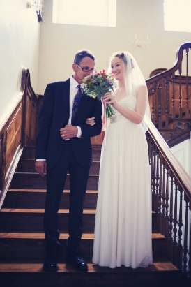 Englich country garden wedding at Kingston Estate Devon photographer 14