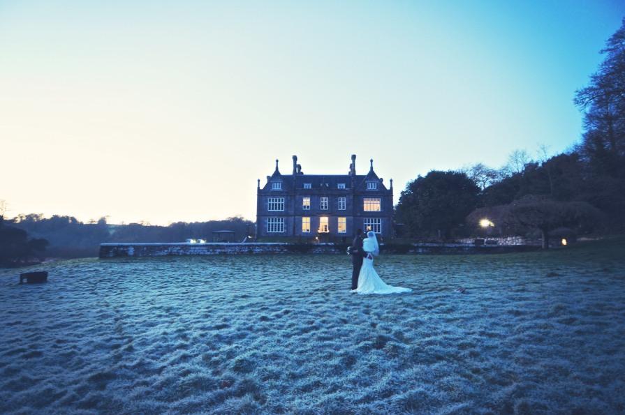 winter wedding Kitley house Plymouth Devon Liberty Pearl Photography 185