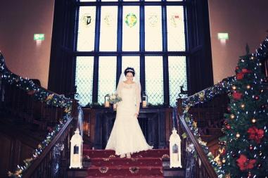 winter wedding Kitley house Plymouth Devon Liberty Pearl Photography 97