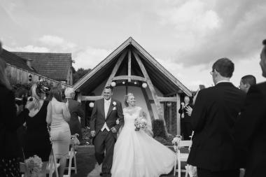 Liberty Pearl Bristol wedding photographer Kingscote Barn 10
