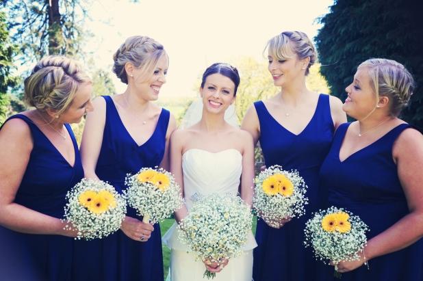 Liberty Pearl Devon wedding photographer Buckland Tout saints hotel 5