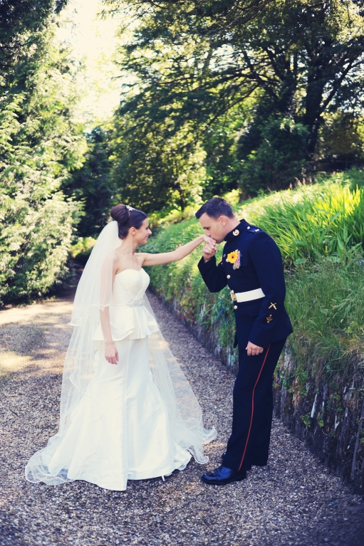 Liberty Pearl Devon wedding photographer Buckland Tout saints hotel 6