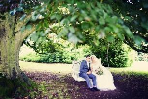 Liberty Pearl Devon wedding photographer Deer Park hotel creative colourful fun 12