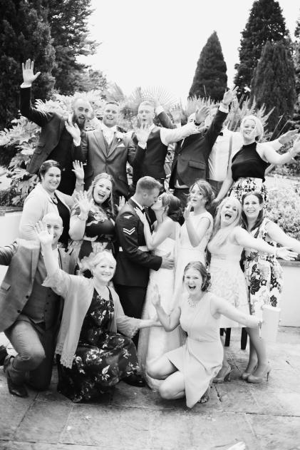 Liberty Pearl Devon wedding photographer St Elizabeths house hotel plympton 20